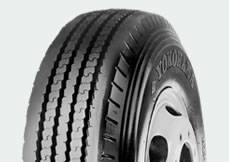 On/Off Road - Trailer Tyre - RY437CP